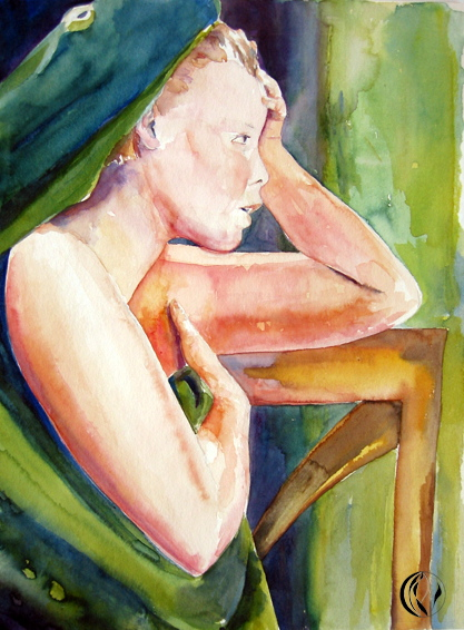 aquarell_portrait_enke