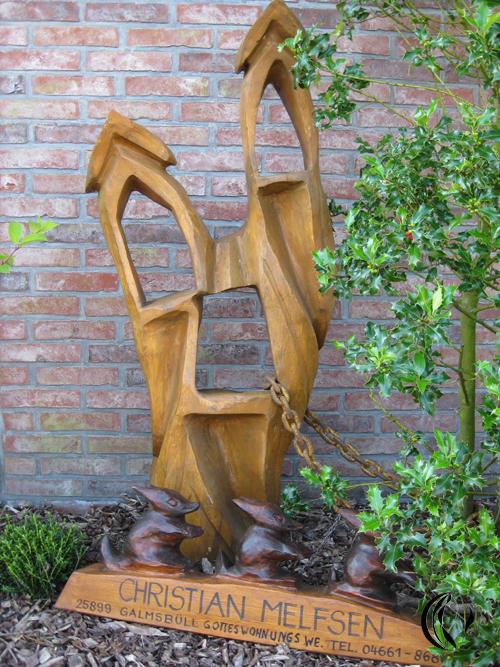 Ausstellung im Atelier – Holzschnitzer