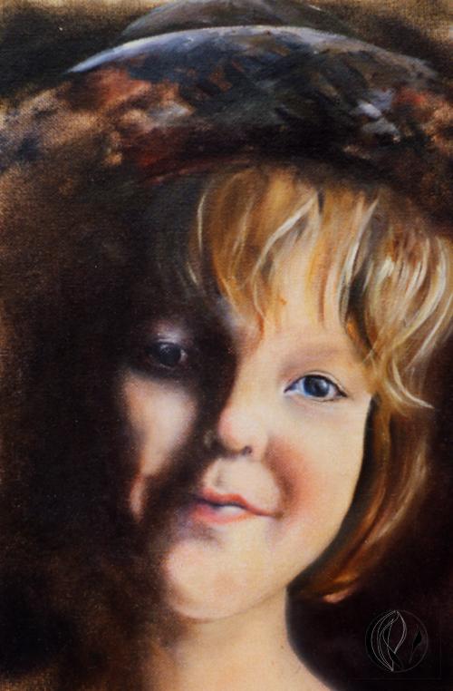 Portraits – Aquarellmalerei