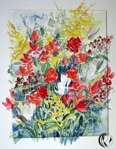 malen_am_meer_rosen_aquarellmalerei_sonja_jannichsen