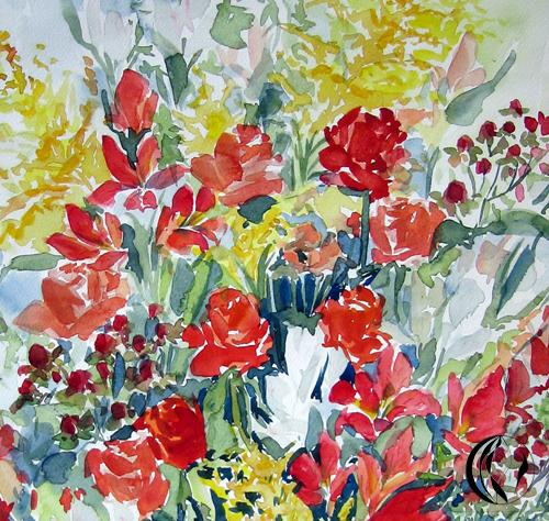 malen_am_meer_rosen_farben_aquarellmalerei_sonja_jannichsen