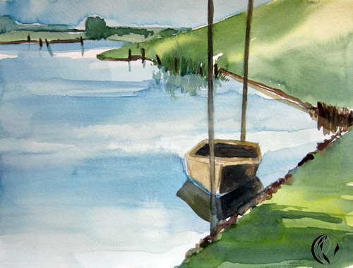 malen_am_meer_nordseekueste_aquarell