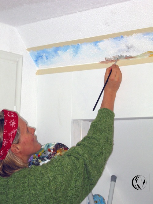 malen_am_meer_interieurmalerei_schmuckband_acrylmalerei