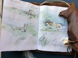 malen_am_meer_skizzenbuch_skribbeln_zeichnen_hattingen_malkurs_malreichse