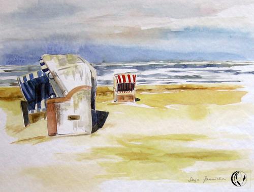 malen_am_meer_strandkörbe