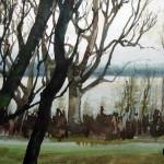 malen_am_meer_baum_aquarell