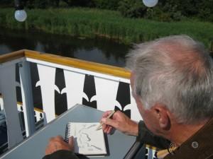 malen_am_meer_prerow_malkurs_schiffstour_zeichnen