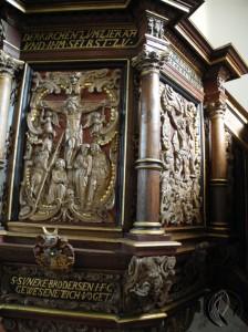 malen_am_meer_pastorentafel_kirche_gold_horsbuell