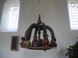 malen_am_meer_pastorentafel_kirche_gold_horsbuell_meereskirche