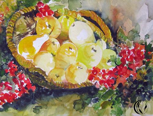 malen_am_meer_birnen_aquarellmalerei