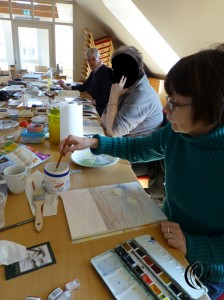 Eine Woche haben wir Föhr mit Maleraugen entdeckt. - Foto Meyer