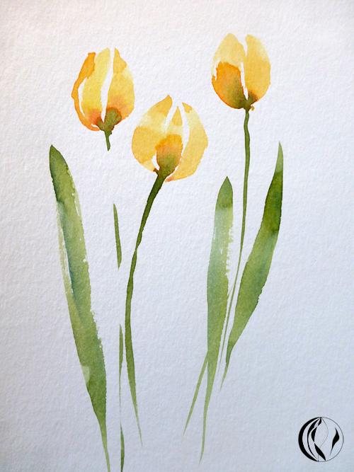 Malen_am_meer_tulpen