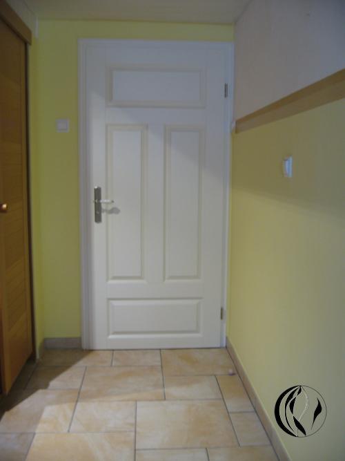 kaltes und warmes gelb acrylmalerei an der wand malen am meer. Black Bedroom Furniture Sets. Home Design Ideas