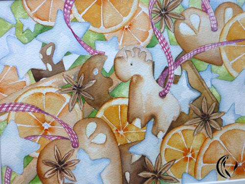 malen_am_meer_weihnachten_orange_lebkuchen_adventszeit_nordfriesland_sylt