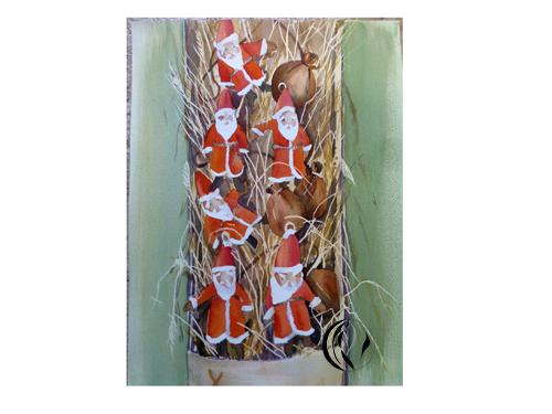 malen_am_meer_weihnachtsmaenner_aquarell_aquarellmalerei_nordfriesland