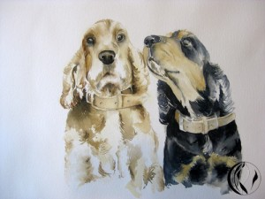 malen_am_meer_hund_cocker_aquarell_portrait_01