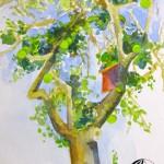 malen_am_meer_baum_vogelhaus_aquarell_sonja_jannichsen_nordfriesland_sylt.jpeg