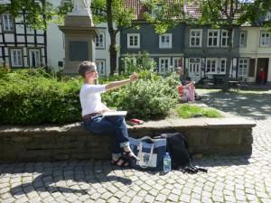 malen_am_meer_malkurs_aquarell_hattingen_artistravel_sonja_jannichsen_