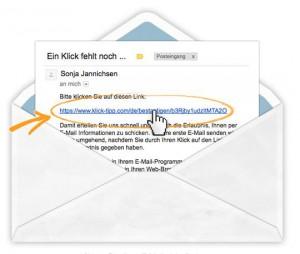 E-Mailadresse bestätigen