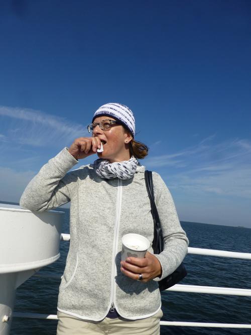 Typisch Frau - Mars mit Kaffee :)