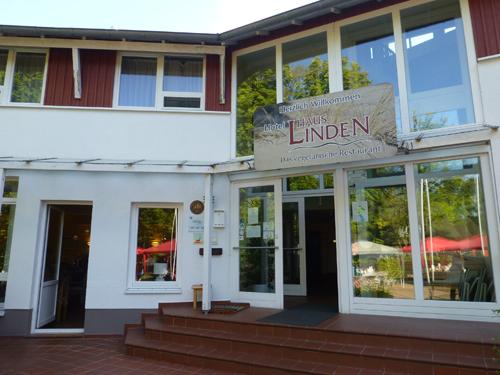 Unsere Unterkunft war wieder das Lindenhotel. Auch das Atelier war diese Mal dort untergebracht.