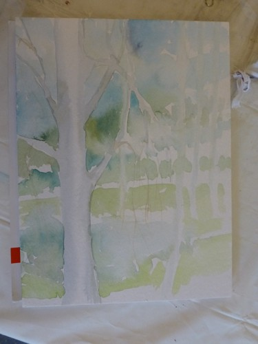 Anlage eines Baumbildes