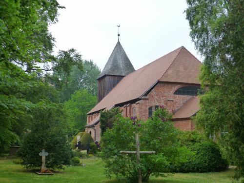Seemannskirche in Perron