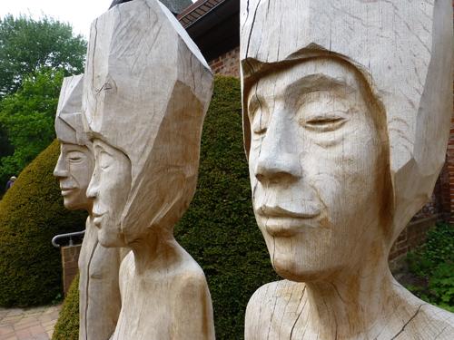 Ausstellung von Stefan Huber.