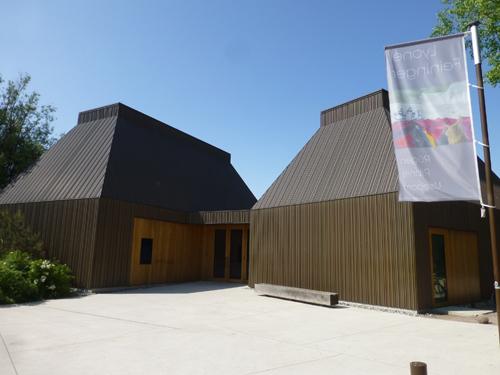 Museum in Ahrenshoop.