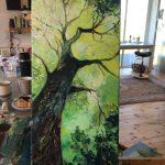 Bäume – Bäume – nichts als Bäume
