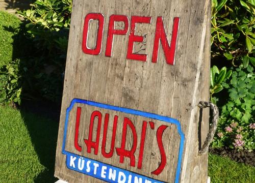 Warum schafft Lauris Küstendiner in Dagebüll es?