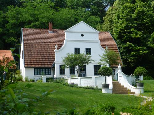 De Barkenhoff ist die direkte Nachbarschaft vom Buchenhof.