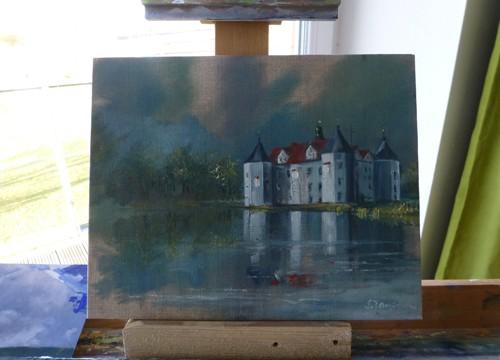 Tief in der Fotokiste – Glücksburger Schloss