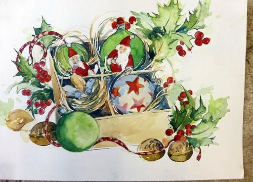 Weihnachten – und man kommt doch nicht dran vorbei