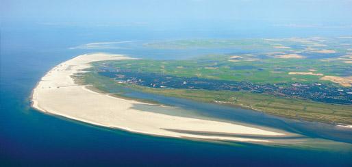 St.Peter Ording und sein riesiger Strand. (Foto artistravel)